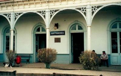 Estacion Trenes Mostazal