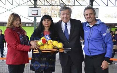 Horacio de la Peña tenis Rancagua