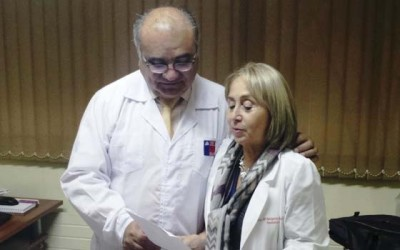 Hospital San Fernando visita seremi salud