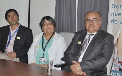 Hospital de Santa Cruz cuenta publica