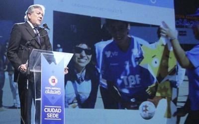 Rancagua realiza el lanzamiento oficial Copa America