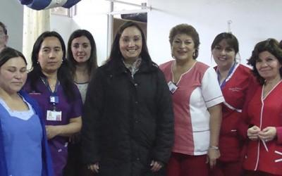 Reunion Matronas Programa Victimas