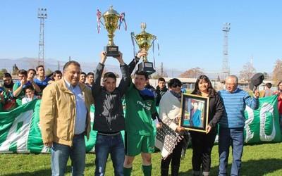 San Fernando campeones de futbol amateur