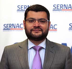 Ernesto Muñoz - Director nacional del Sernac