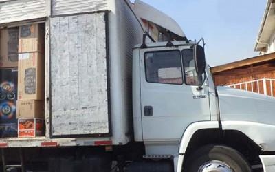 carabinero camion robado rengo