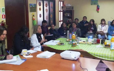directora HSF reunion