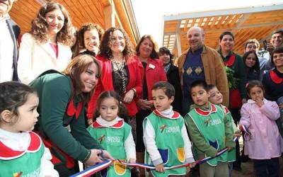 nuevas salas cunas en Rancagua