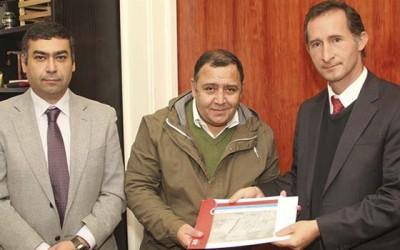 Alcalde de Graneros y CGE