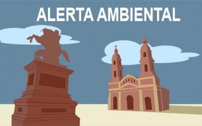 Alerta Ambiental Centro de Rancagua