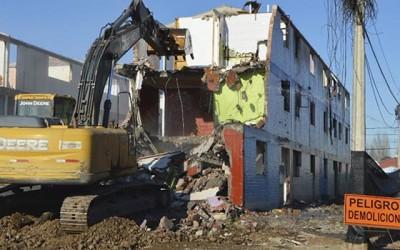 Minvu demolicion vicuña makenna