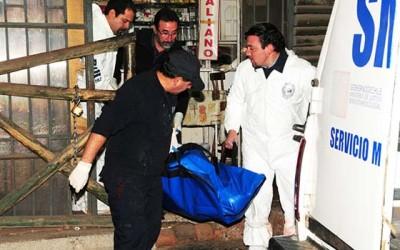 PDI asesinado en local comida rapida