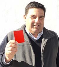 Héctor Flores - alcalde de Marchigüe