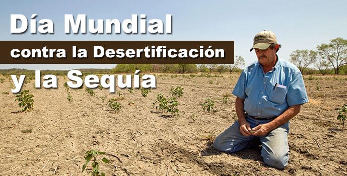dia mundial contra la desertificacion y la sequia