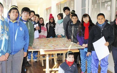 escuela lenguaje Crcer en centro Gaudi