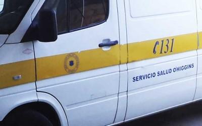 falla servicio 131 SAMU