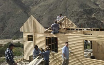 iglesia evangelica dona casa