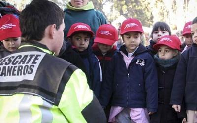 primera Feria de Proteccion Civil