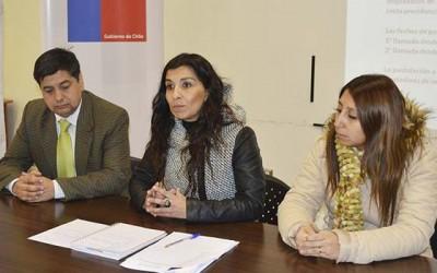 Autoridades anuncian postulación a subsidio de Acondicionamiento Termico