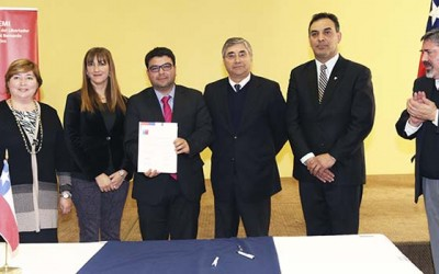 Autoridades firman acta de compromiso del CPEIP