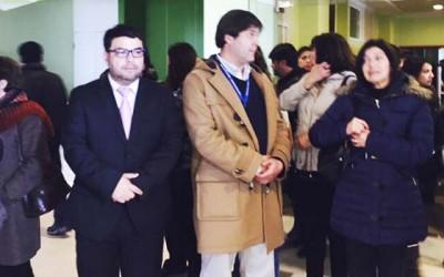 Autoridades recorren nuevo hospital regional