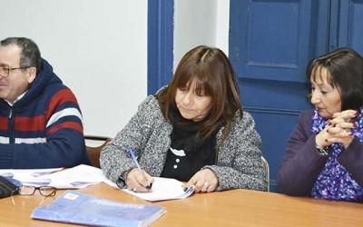 Cormun Rancagua firma contrato colectivo Sitemu