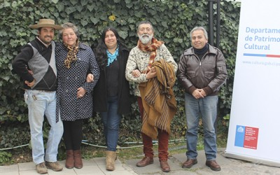 Cultura comunas aprenden sobre canto a lo poeta