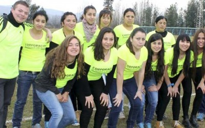 Machali Campeonato regional futbol femenino