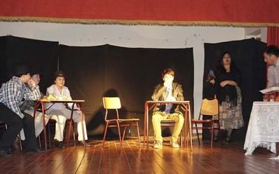 Machali encuentro interescolar de teatro