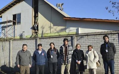 Minvu avanza en proyectos de ampliacion de viviendas en San-Fernando