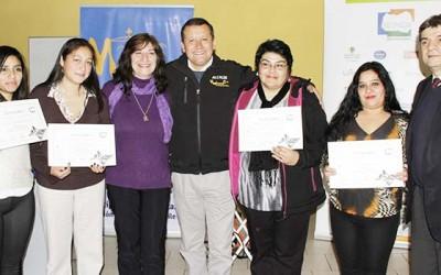 Mostazal vecinos certificados Alfabetizacion Digital