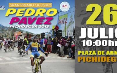 Pichidegua vuelta ciclistica Pavez