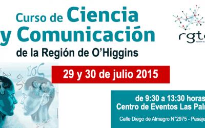 RGTA curso ciencia comunicacion Julio