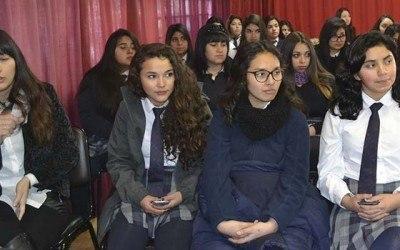 Seremi de Salud certifica alumnas Monitoras de Salud