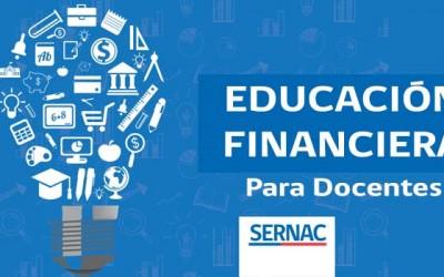 Sernac Educacion financiera docentes