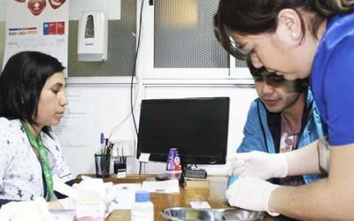 salud ohiggins deteccion Hepatitis C