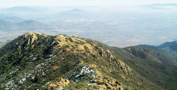 Carabineros Cerro Tipaume Rengo