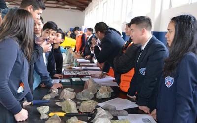 Feria minera electricidad