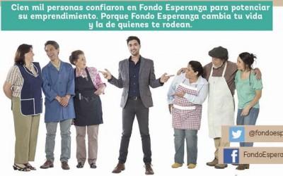 Fondo Esperanza emprendedores