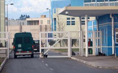 Gendarmeria carcel de Rancagua