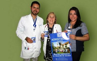 Hospital San Fernando Acreditacion 2015