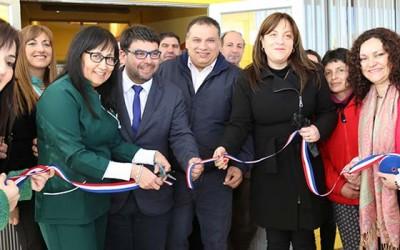 Integra inaugura Jardin infantil los peques