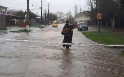 LLuvias clases mineduc