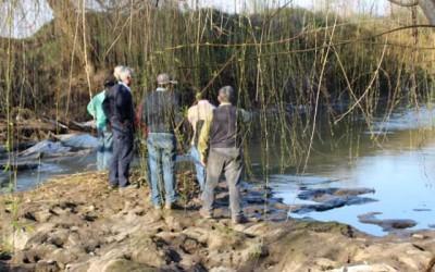 MOP inspecciona canales de riego