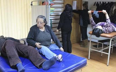 Machali ampliacion sala reabilitacion Cesfam