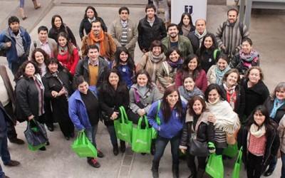 PAR Explora seminario educacion cientifica 2015