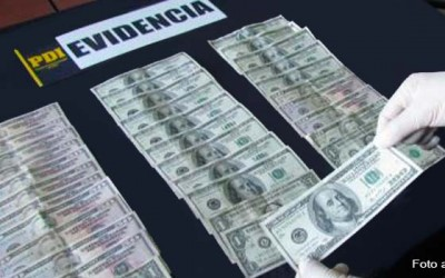 PDI dolares robados