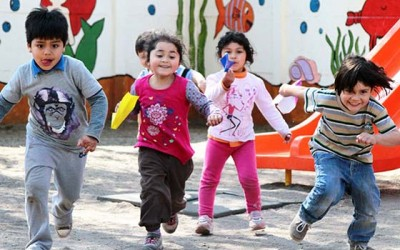 Palmilla jardin infantil equidad de genero