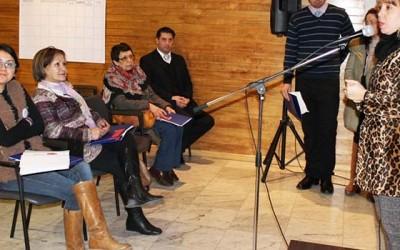 Social primer encuentro desafios discapacidad