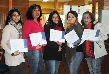 alfabetizacion digital Biblioteca Santiago Benadava