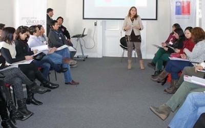 encuentro regional redes programa Vinculos
